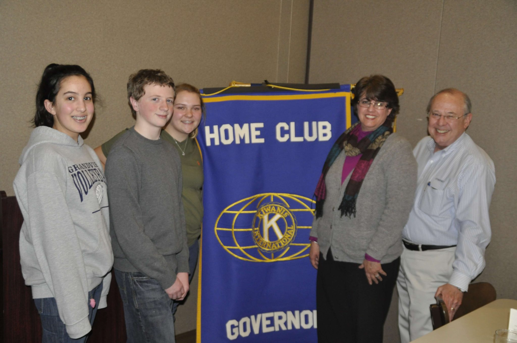 Mary Emma Macleod Glenn Chaney And Ana Kahle Attended The Feb 7 Board Meeting To Request